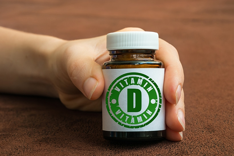 Nízký hořčík dělá vitamín D neúčinný