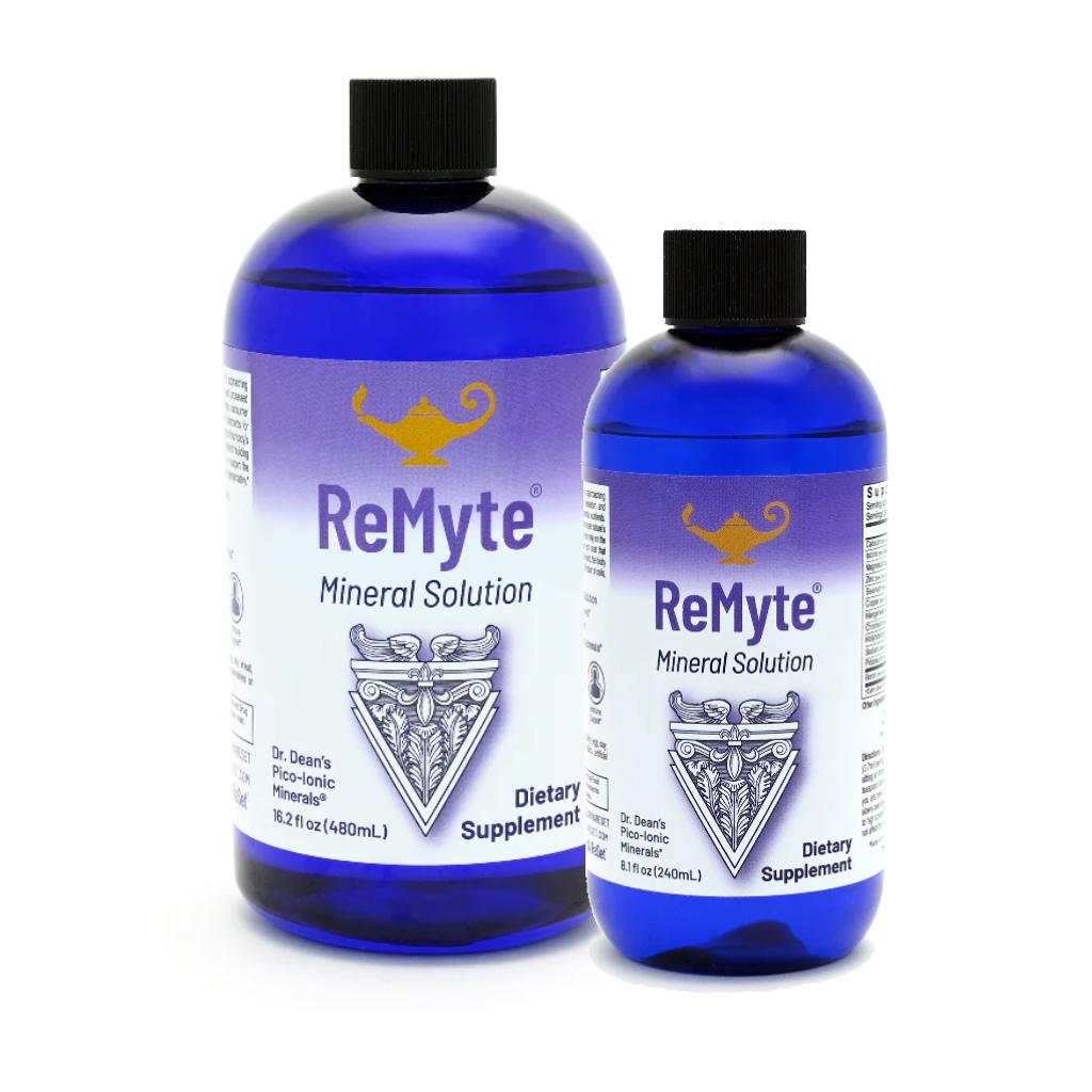 ReMyte® Minerální roztok | Pikoiontický multiminerální roztok Dr. Deanové